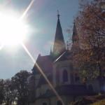 Bazylika w Lewoczy (Słowacja)
